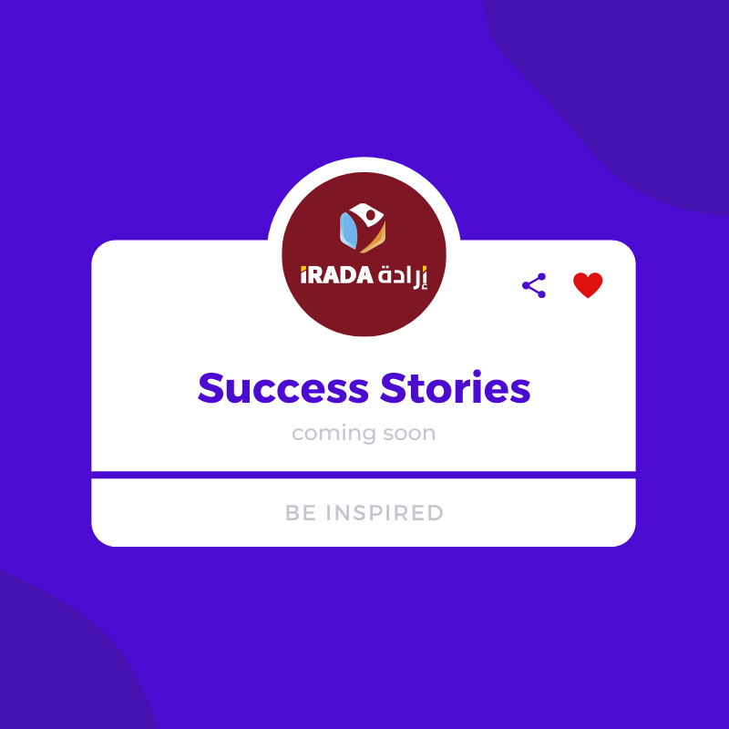 Irada partage les success stories de ses membres