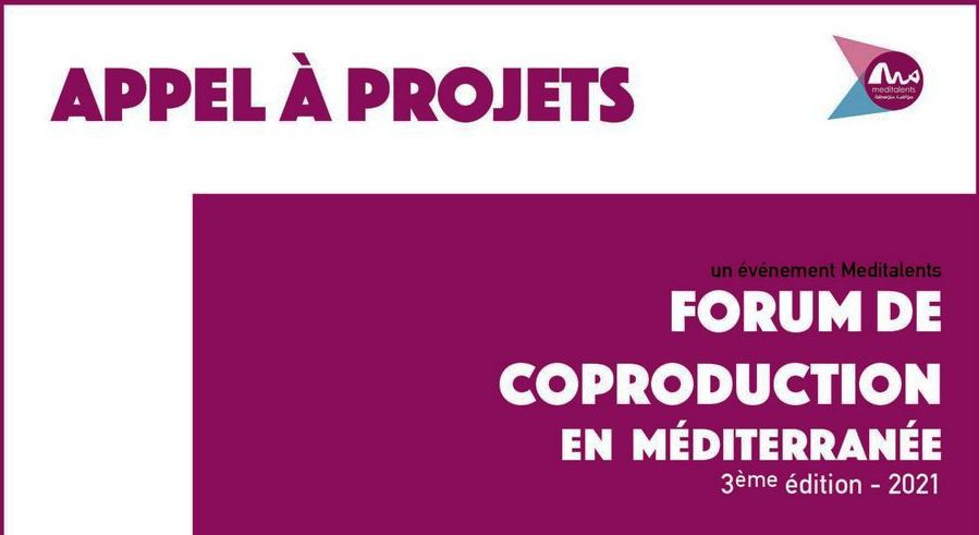 Meditalents organise un Forum de coproduction en Méditerranée